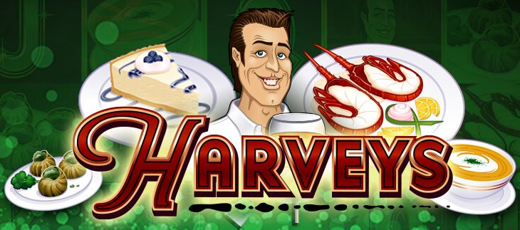 Harvey si Microgaming oghere