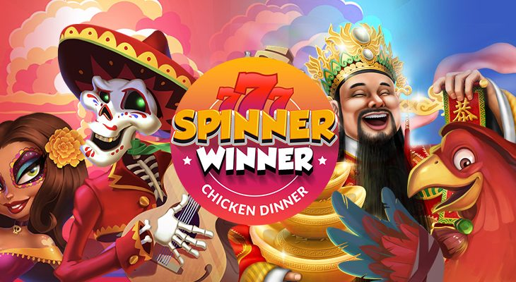 slots spinning tournament